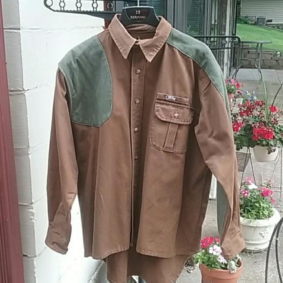 87de2467607be5 Hunting shirt jacket mens ORVIS